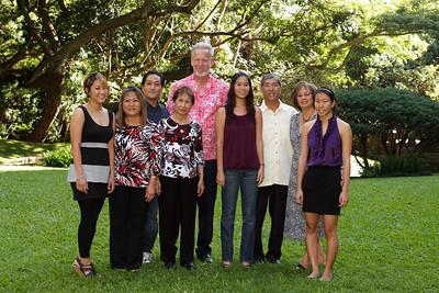 Cal's Family 2009