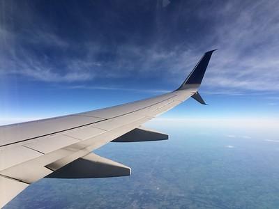Flight From Denver, Co. To Salt Lake City, Utah