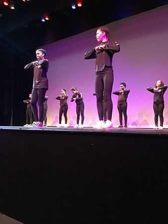 STEP Performance at 10x10 Festival