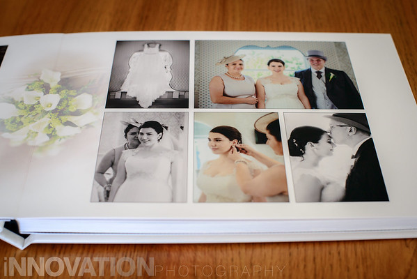 Wedding Albums by iNNOVATION PHOTOGRAPHY