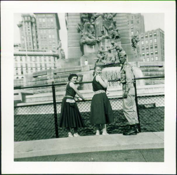 Inge Schroeder, Mom & Soldier