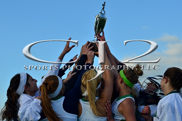 5-24-2013 Girls Lacrosse Regional Awards Presentation