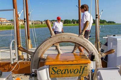 Sail With Scott Lake Habor Boat Cruise