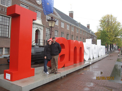 Amsterdam/Paris 2012