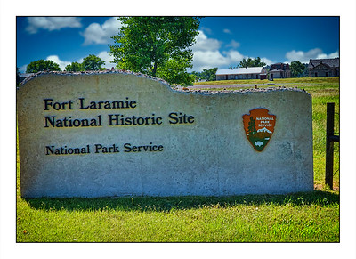 Fort Laramie National Historic Site - USA - Over The Years.