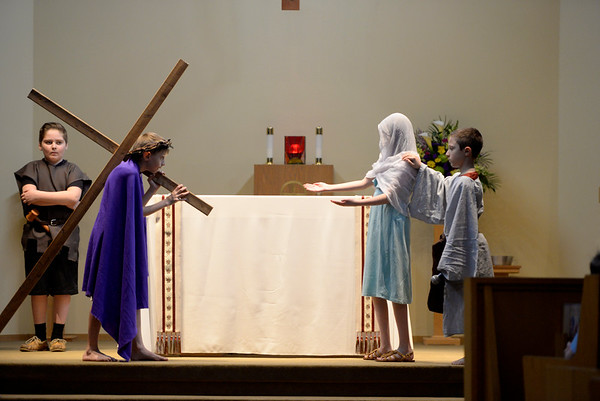 2018 St. Rita School Living Stations of the Cross