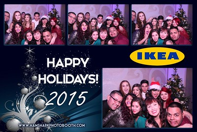 IKEA Burbank Holiday Party 2015