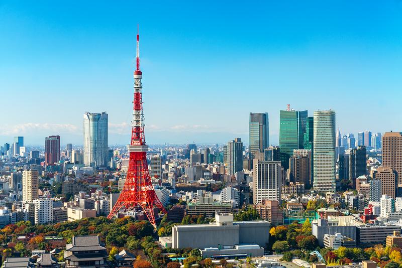 Tokyo Tower. Editorial credit: Blue Planet Studio / Shutterstock.com