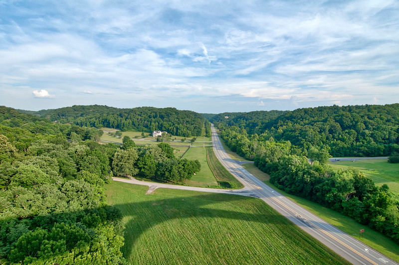 at Natchez Trace Parkway