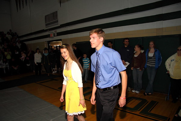 West Carroll Graduation 2011