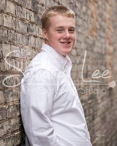 Donnie 2020 Senior Photo Session Petoskey