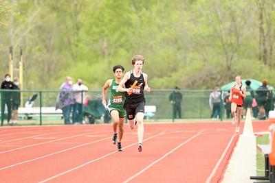Track Northville vs. Novi May 4th 2021