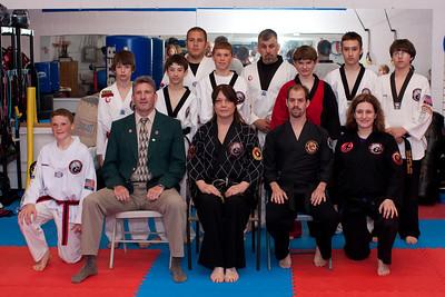 2009-05-16 - Black Belt Promotion Test