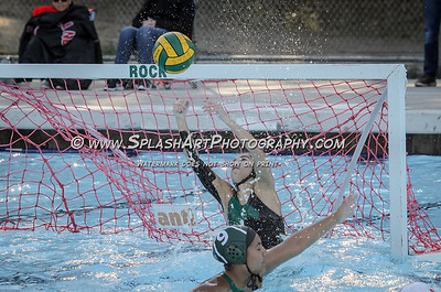 2018 Water Polo Eagle Rock vs Cleveland 16Feb2018