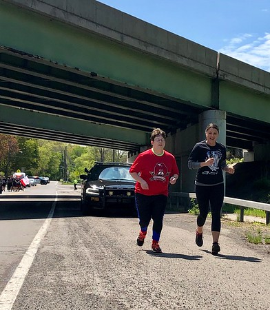 2019 Tompkins County Torch Run 5/15/19