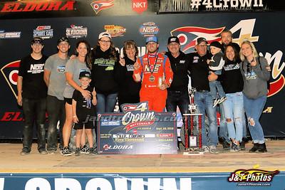 Eldora Speedway 4 Crown