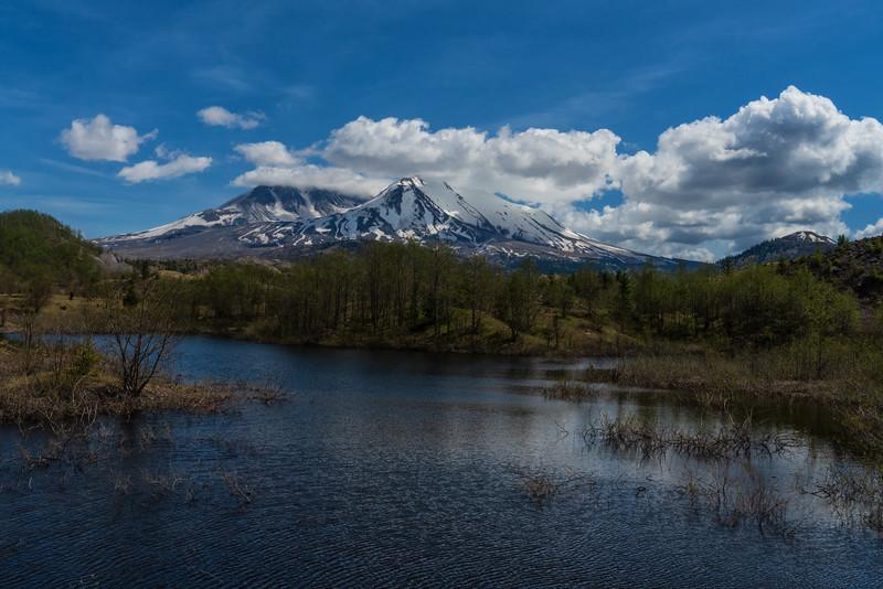 | Mt. St. Helens National Volcanic Monument