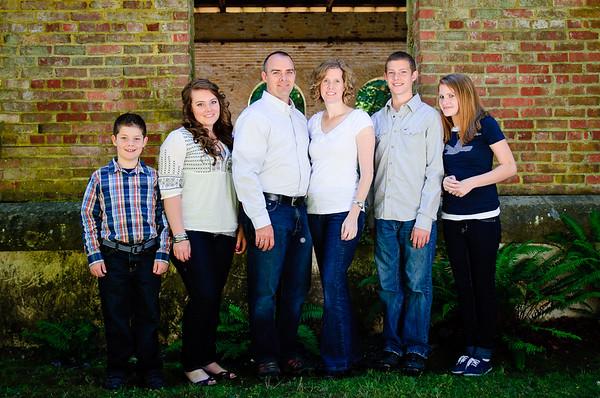 Byron family Aug 2010