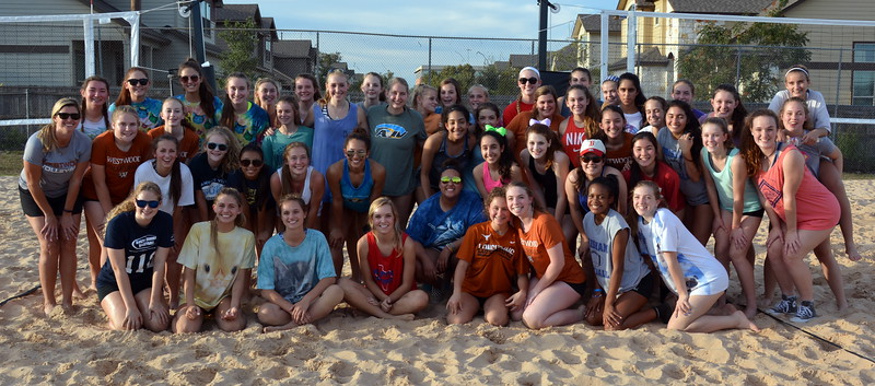 11/2016 Sand Volleyball