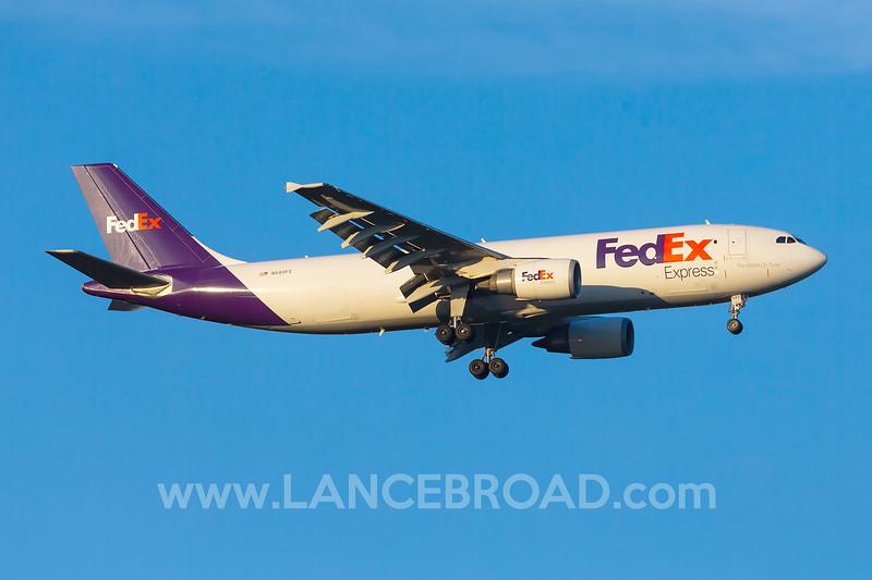 FedEx A300F4-600R - N689FE - MCO