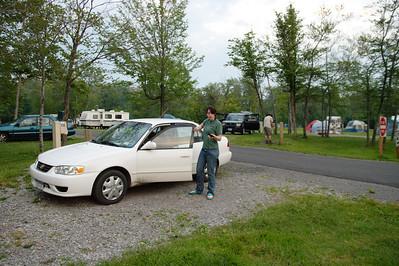 Darien Lake Camping Trip