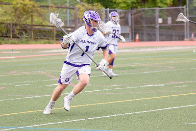 PHS Boys LAX Playoffs v University, May 2019