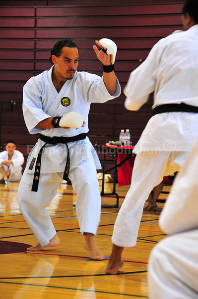De Anza College Karate Tournament 2008