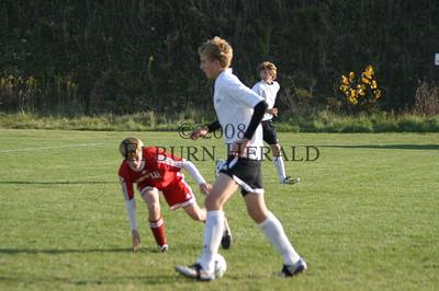 Soccer vs. Yorkville IHSA REGIONAL