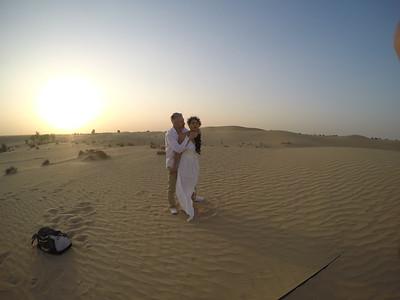 JT & Anna GoPro