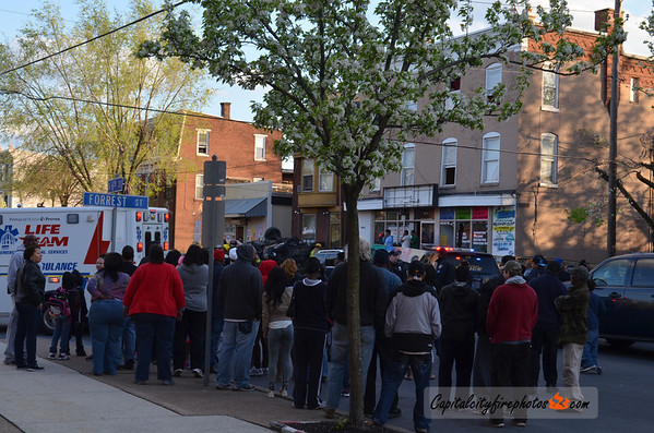 4/20/13 - Harrisburg City, PA - 6th & Forrest Streets