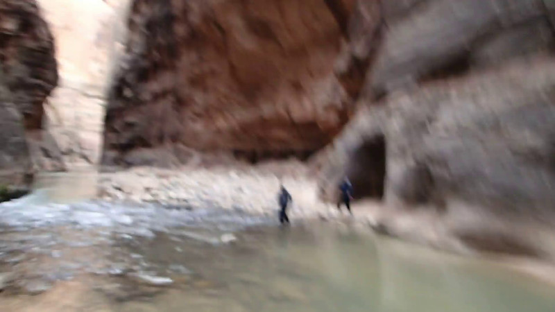 Zion National Park - Video - Ashley 1.MOV