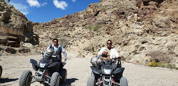 3/22/19 Eldorado Canyon ATV Tour Daily Photos