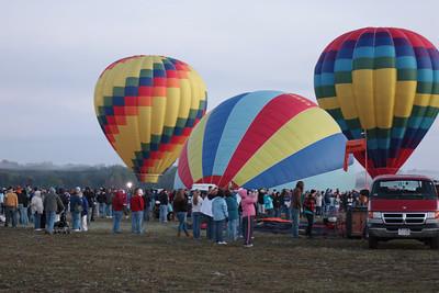 Adirondack Balloon Festivals