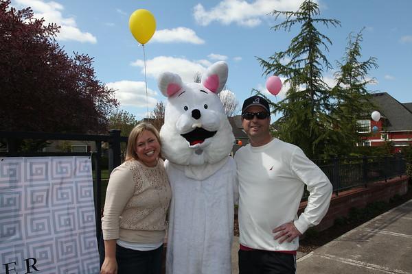 Tanya Beeler Easter Egg Event 2014