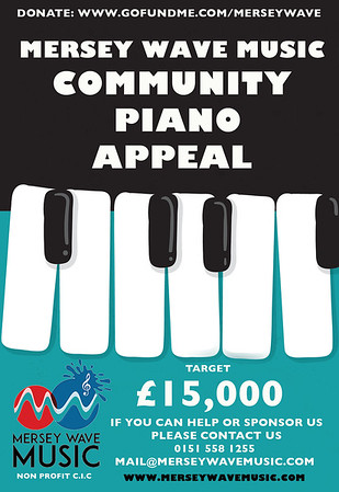 Community Grand Piano Appeal