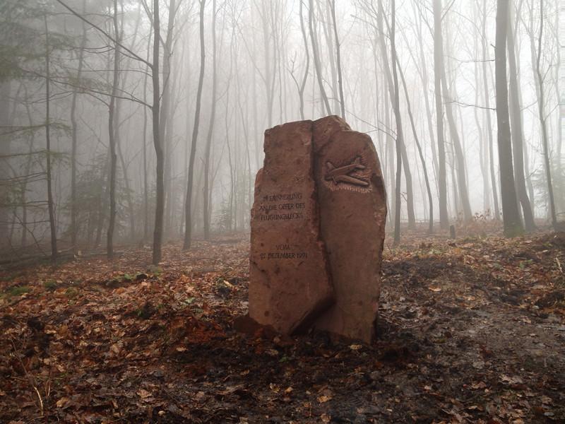 Gedenkstein Hoher Nistler