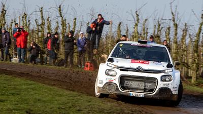 2020  Rally van Haspengouw (Hans)