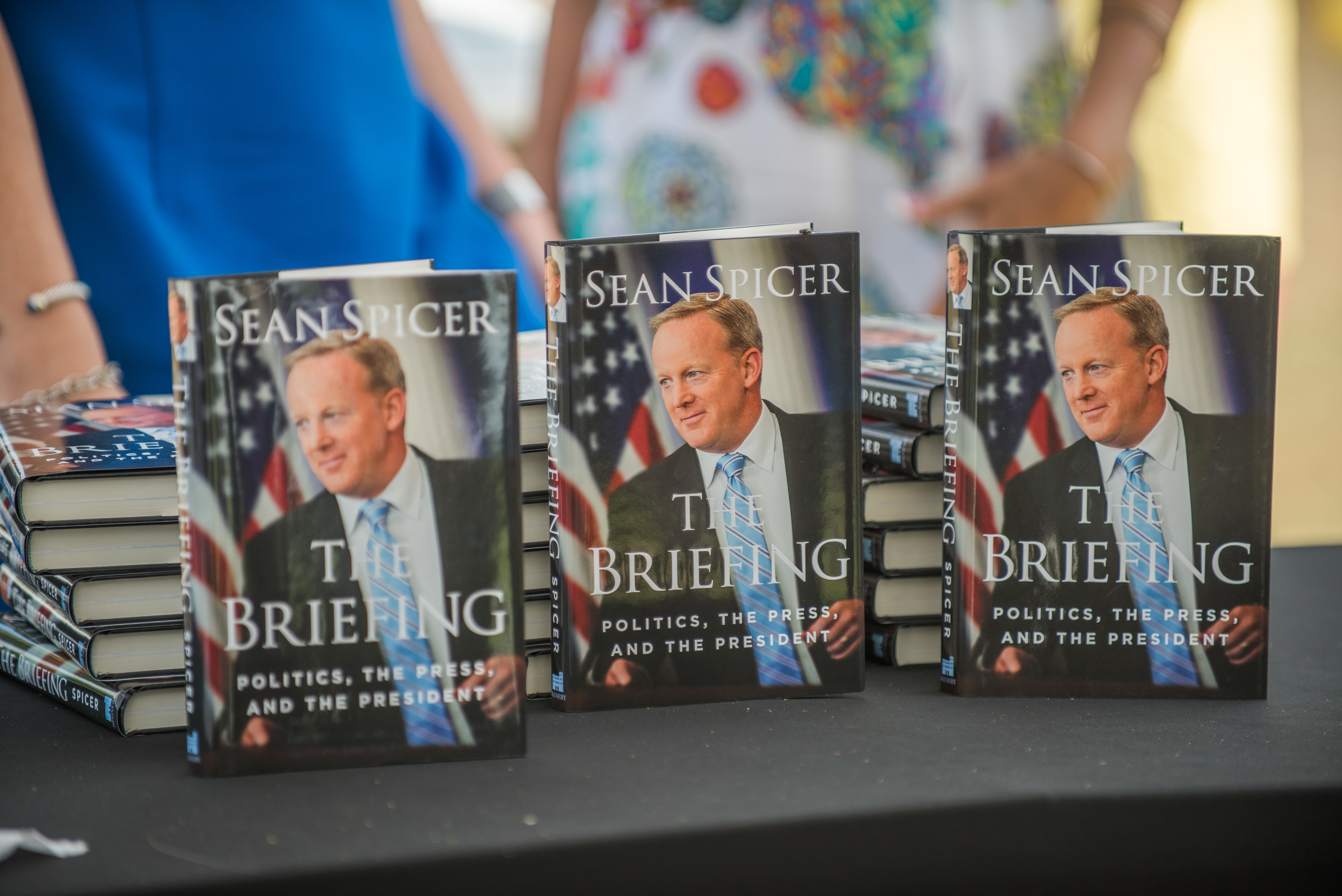 Sean Spicer Event
