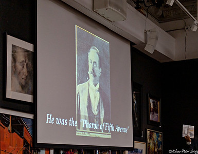Stanford White at the National Arts Club September 2018