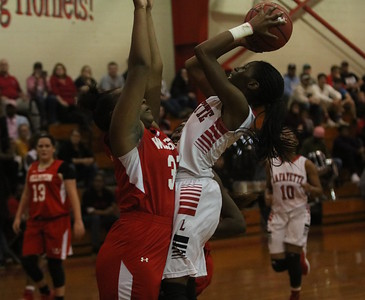 Lafayette vs. Williston girls basketball