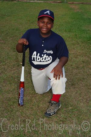 Abita Braves Baseball