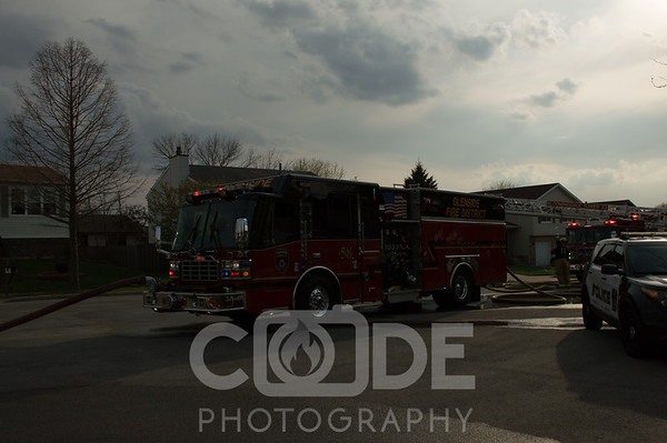 General Alarm House Fire (4/24/16)