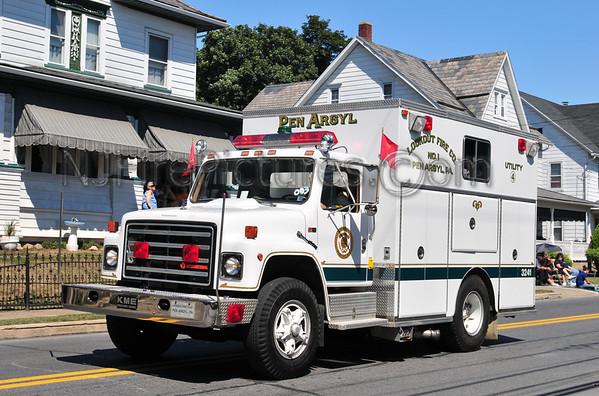 PEN ARGYL, PA LABOR DAY PARADE SEPTEMBER 6, 2010