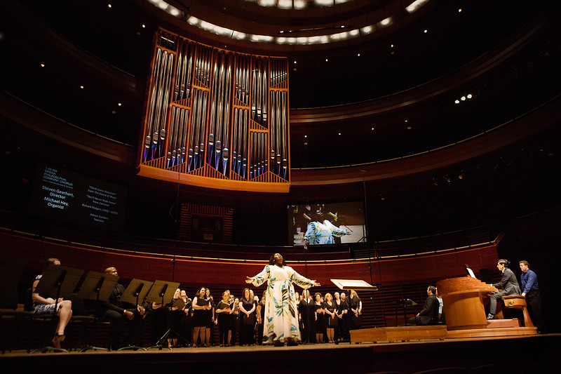 Organ Day at the Kimmel Center for the Porforming Arts