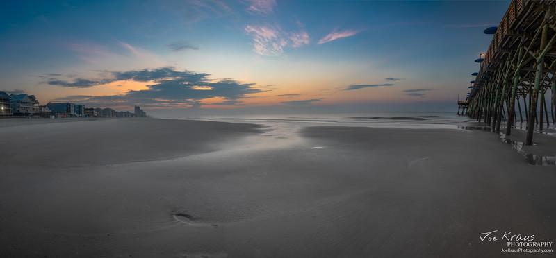 Garden City Beach Sunrise