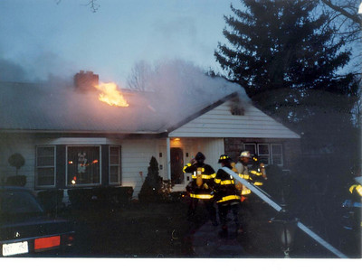 Malverne - House fire - ??