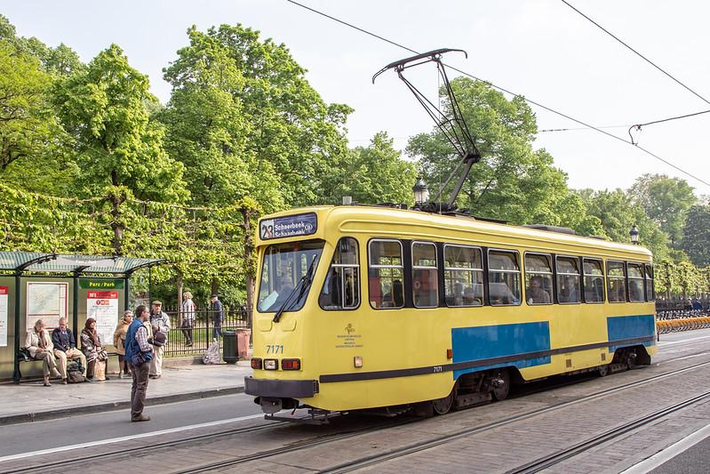 Brussels Tram 150 Celebration