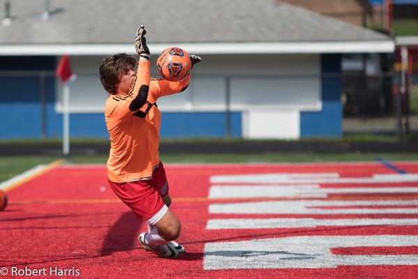 West Morris Mendham @ Lenape Valley Regional Varsity Soccer