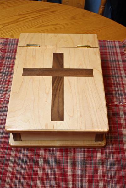 Mandy and Joe's Bible Box