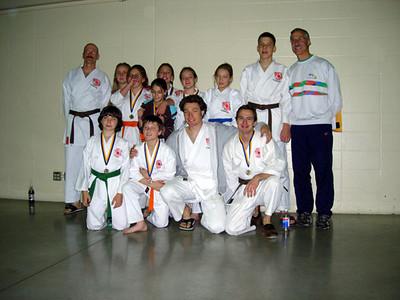 Provincial Tournament Fall 2005